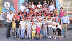 E-atıklar Mardinli çocuklara kodlama sınıfı oldu