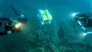 Ege ve Akdenizdeki Antik Deniz Yolu ortaya çıkarıldı