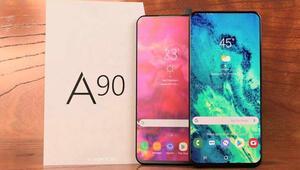 Samsung Galaxy A90 geliyor En dikkat çeken özelliği ise...