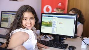 e-Atıklar, Mardin'de kodlama sınıfına dönüştürüldü