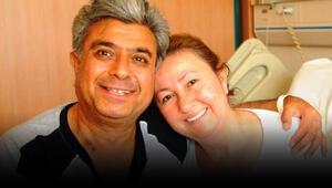Türkiye'deki ağabeyini böbreğiyle hayata bağladı