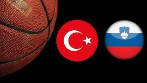 Türkiye Slovenya kadınlar basket maçı hangi kanalda saat kaçta İkinci mücadele