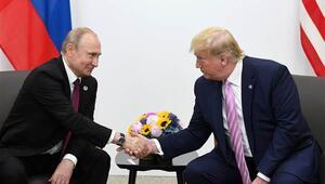 Son dakika... Kremlinden önemli Trump ve Suriye duyurusu