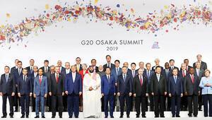 G-20 'de sıcak temas