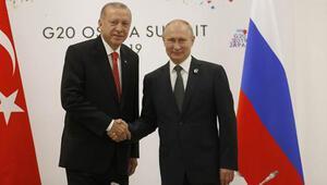 Son dakika... Cumhurbaşkanı Erdoğan, G-20de Putin ile görüştü