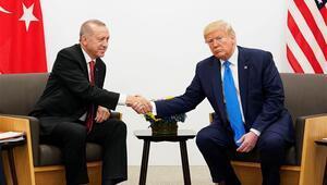 Son dakika Erdoğan - Trump görüşmesinde ilk mesajlar...