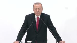 Cumhurbaşkanı Erdoğan: Yaptırım olmayacağını sayın Trumptan duymuş olduk