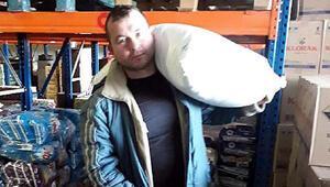 Hamallık yapan kumpas mağduru astsubay üniformasına kavuştu