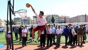 Burdurda Yaz Spor Okulları açıldı