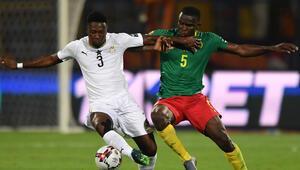 Kamerun - Gana maçında gol sesi çıkmadı