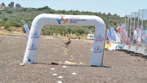 Türkiye Drone Şampiyonası ikinci etabı Ayvacıkta yapıldı