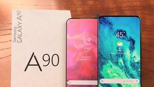 Samsung Galaxy A90 nasıl olacak Kamerasına dikkat...