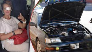 Mahmutun otomobili diye başka otomobili yaktı