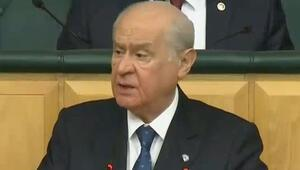 Son dakika... MHP lideri Bahçeli grup toplantısında konuştu