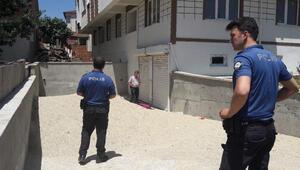 Duvardan düşen 1,5 yaşındaki Ömer yaşamını yitirdi