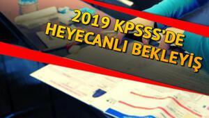 KPSS yerleri açıklandı mı Gözler sınav giriş belgesinde