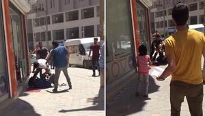 Mardinde eski eş dehşeti Küçük kızın çığlıkları yürek dağladı