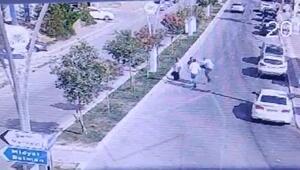 Rapor vermeyen doktor çifte cadde ortasında saldırı