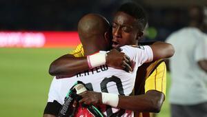 Gana ve Kamerun, son 16 turunda