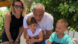 Esra Erol ve eşi Ali Özbirden çifte kutlama