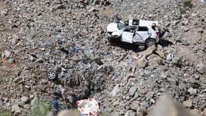 Yürek yakan kaza: Anne ve bir kızı yaralı, bir kızı hayatını kaybetti