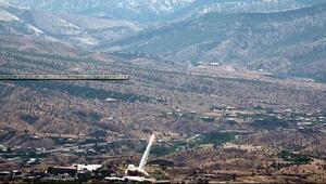 PKKnın belirlenen hedefleri Bora ile vuruluyor