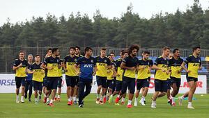 Fenerbahçe, Topuk Yaylasındaki ilk antrenmanını yaptı