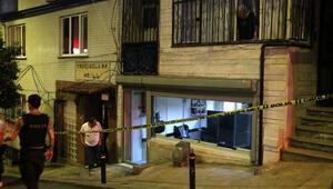 Şişlide kıraathane sahibine dükkanında silahlı saldırı