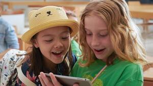 Çocukların yaratıcılığını geliştiren Apple Yaz Kampı başlıyor