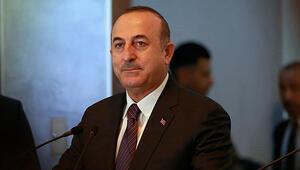 Son dakika... Bakan Çavuşoğlundan Doğu Akdeniz açıklaması