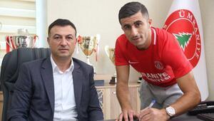 Riad Nouri, Ümraniyesporda | Transfer haberleri...