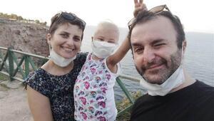 Öykü Arin'den annesine: Bütün çocuklar eve gitmiş, ben niye hastaneye gidiyorum