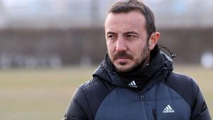 Cüneyt Dumlupınar: Hedefimiz Süper Lig