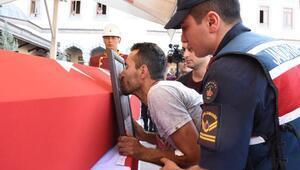 Şehit uzman çavuş, Kırıkkalede toprağa verildi