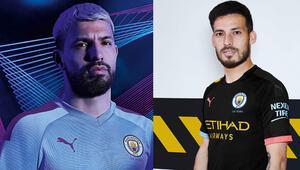 İşte Manchester Citynin 2019-2020 formaları