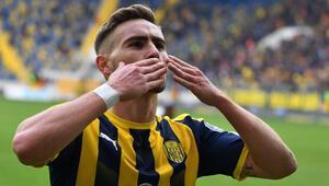 Beşiktaştan son dakika transfer haberi Tyler Boyd 2.4 milyon euroya...