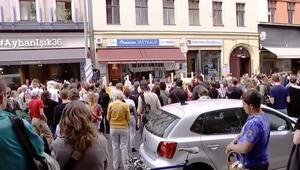 Berlin Türk esnaf için ayaklandı