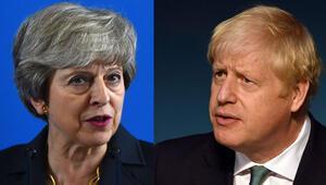 May'den Johnson'a 'hassas istihbarat' engeli