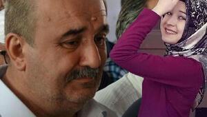 Melek toprağa verildi, babası gözyaşlarını tutamadı