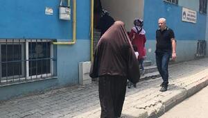 Elazığda dilenci operasyonu: 2si yabancı 8 kişi yakalandı