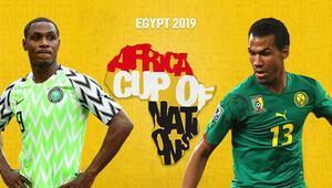 Afrika Uluslar Kupasında dev kapışma Nijeryanın iddaa oranı...