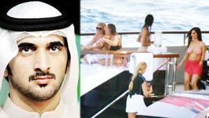 Arap playboy'ların gizli yaşamı