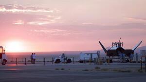 ABDnin Mojave Çölündeki donanma üssü tahliye edildi