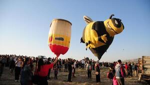 Kapadokyada balon festivali sona erdi