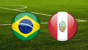 Brezilya Peru maçı ne zaman saat kaçta hangi kanalda Copa America 2019 finali hangi kanalda