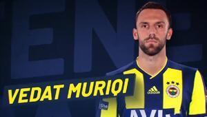 Son Dakika: Vedat Muriqi resmen Fenerbahçede