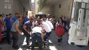 6ncı katın balkonundan düşen Mustafa öğretmen öldü