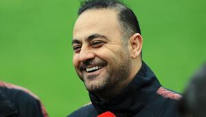 Hasan Şaştan transfer açıklaması Falcao, Aboubakar...