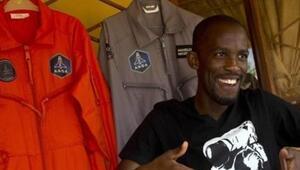 lk Afrikalı astronot olacaktı, hayatını kaybetti