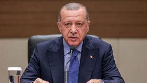 Son dakika… Cumhurbaşkanı Erdoğan'dan önemli mesajlar